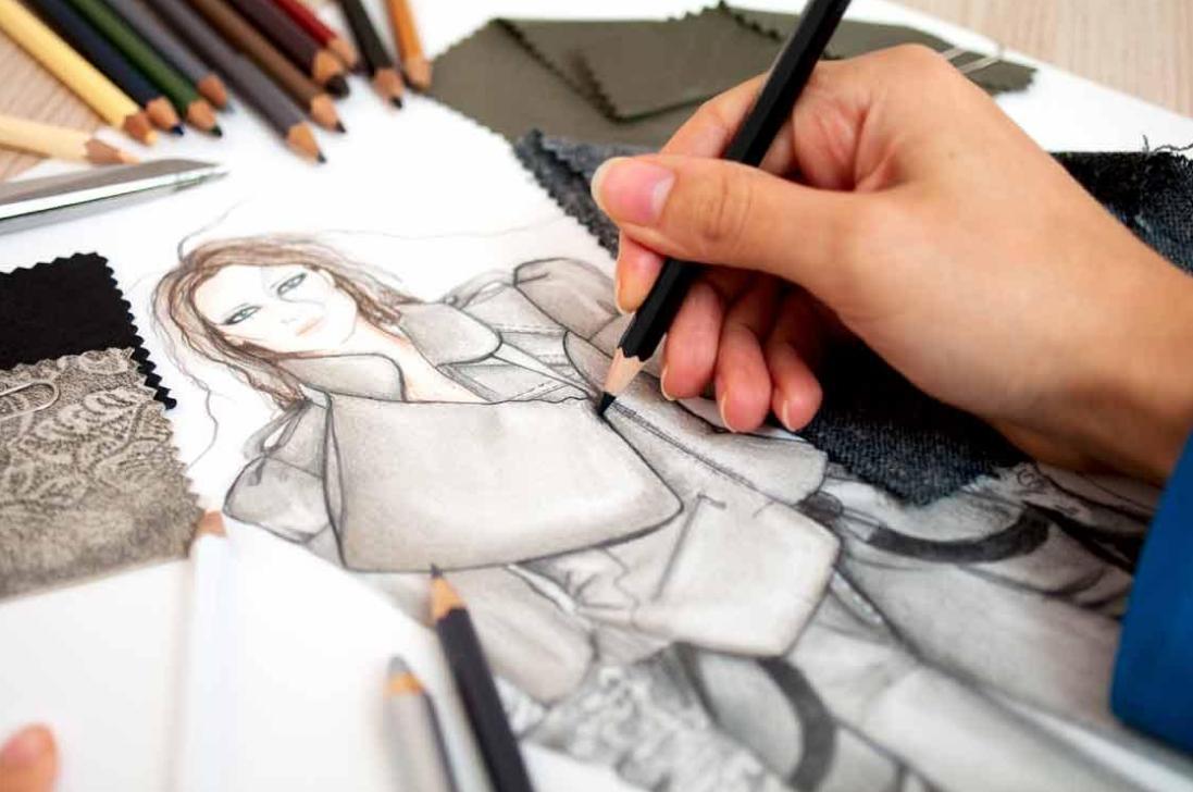Дизайн проект одежды