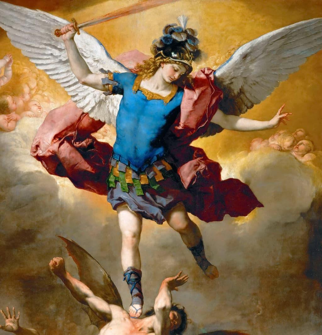 Oracion arcangel miguel