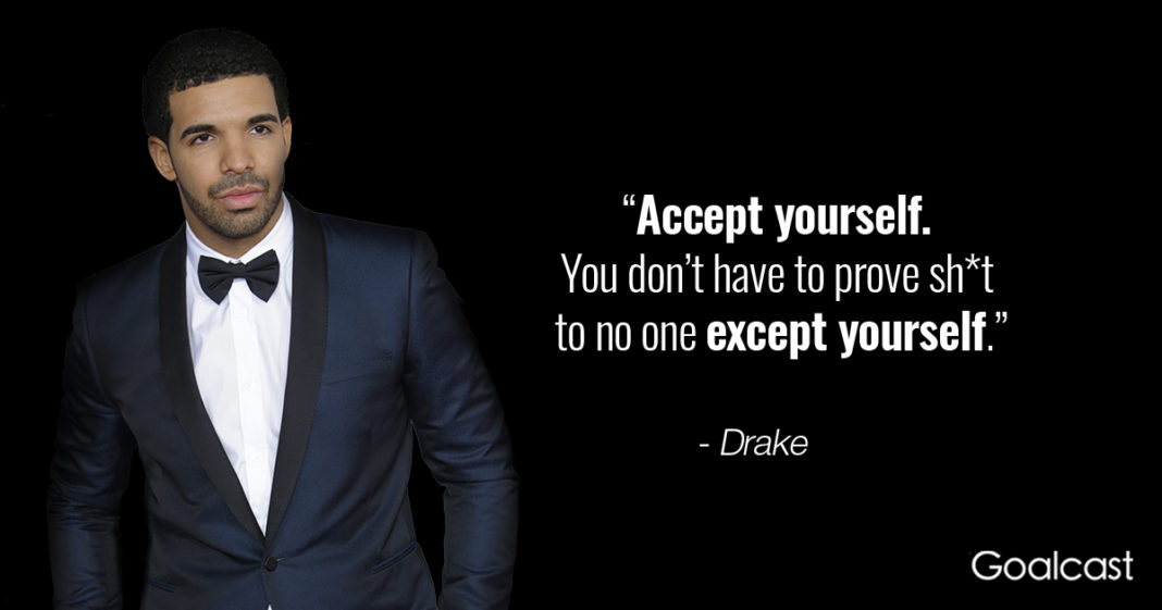 Drake images and quotes