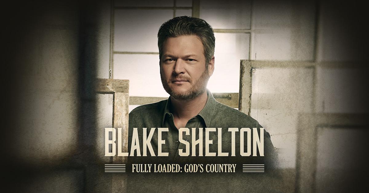 Blake shelton tour 2013