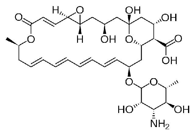хімічна формула натаміцину