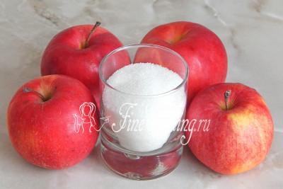 Яблочное пюре фото