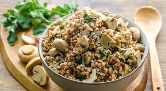 Рецепт приготовления гречки как ресторанах и кафе