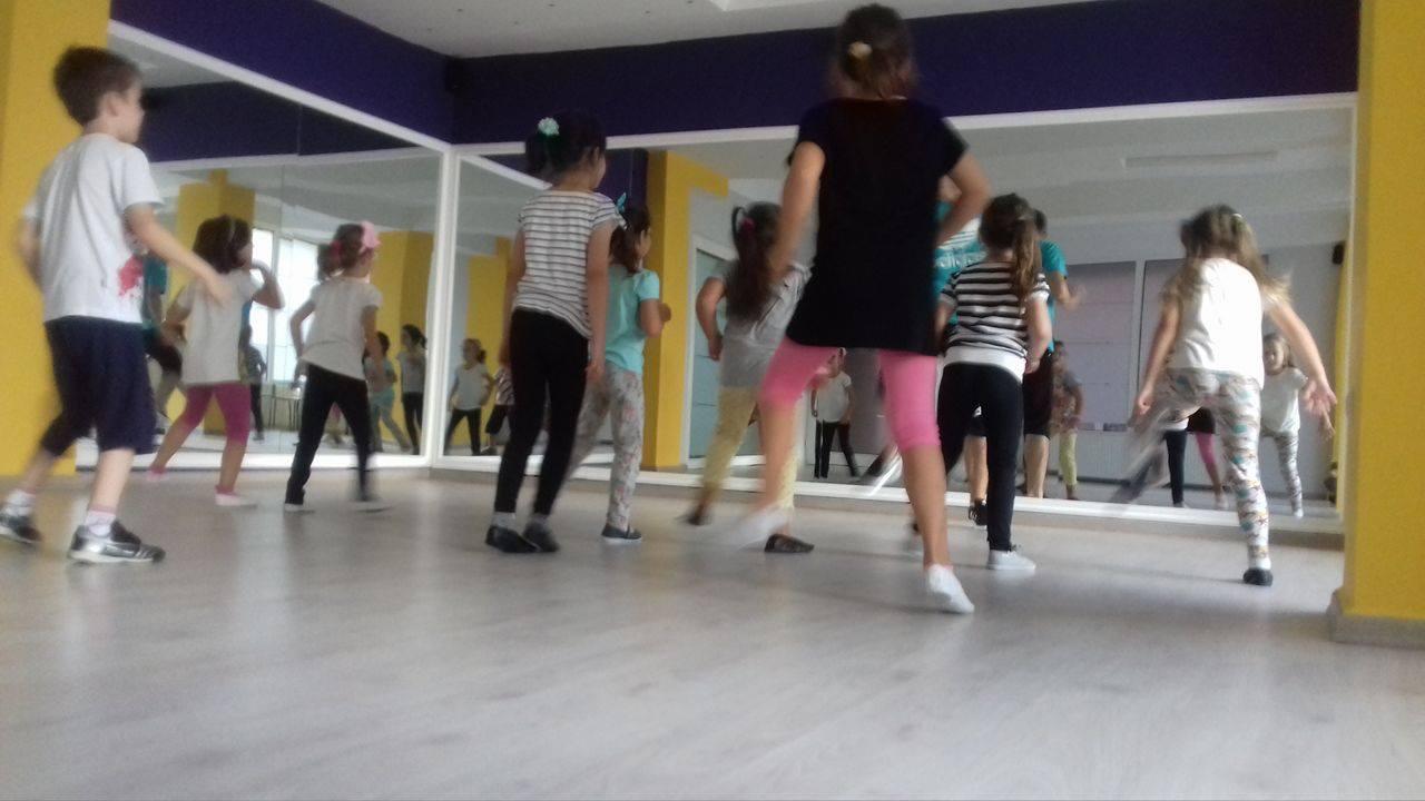Танц часови