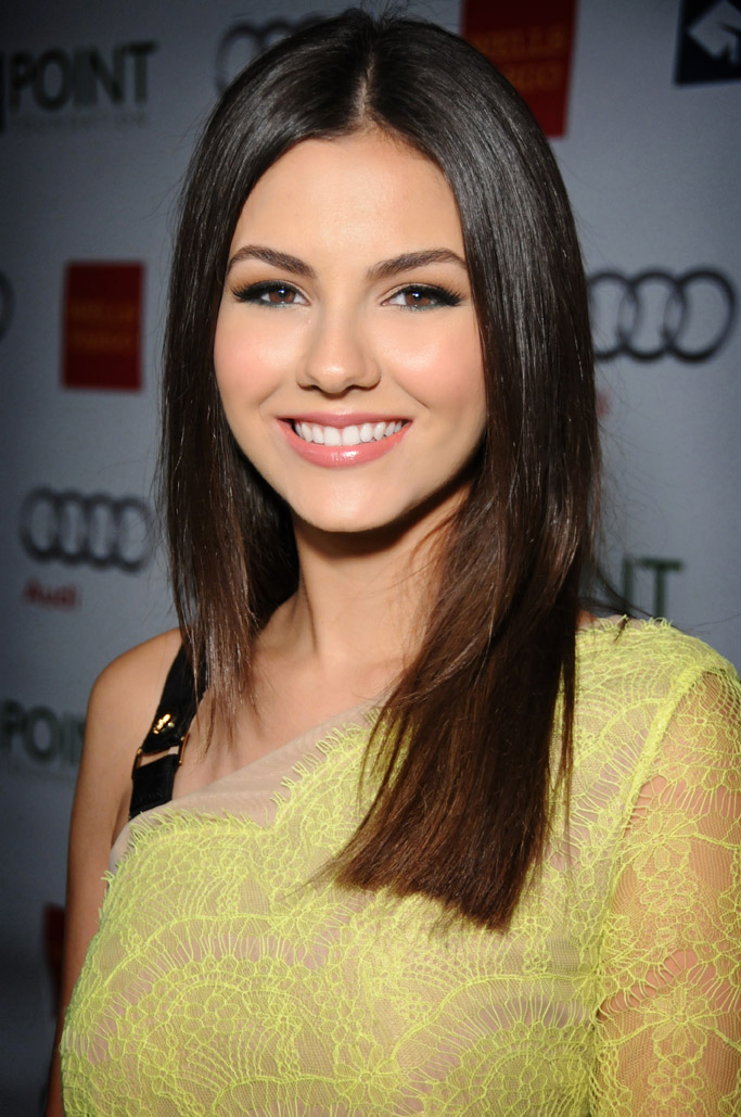 Victoria justice phone number real 2013