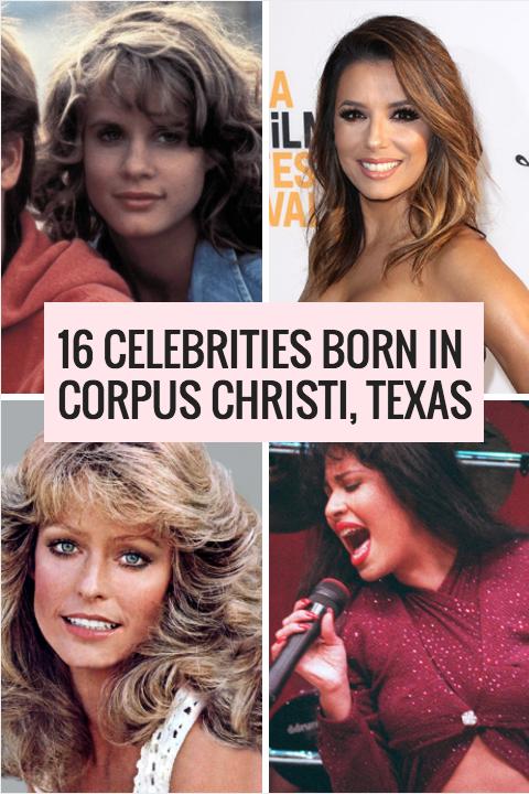 Celebrities from corpus christi