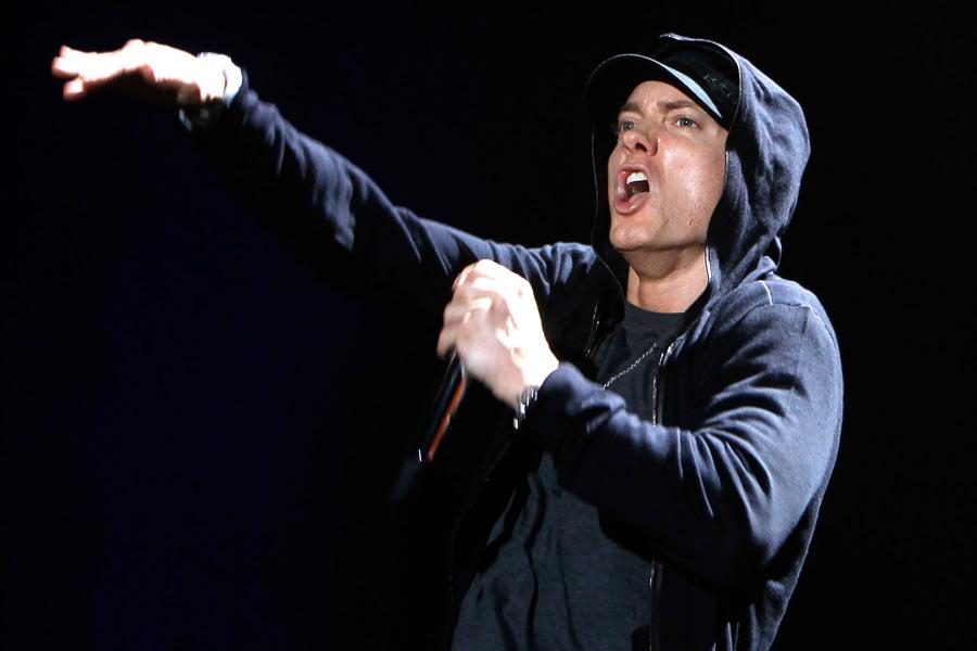 Eminem faggot
