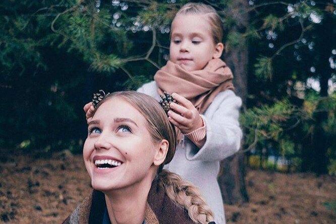 Асмус с дочерью фото