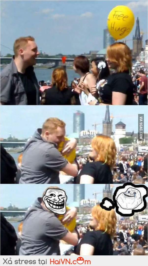 Thánh troll everywhere