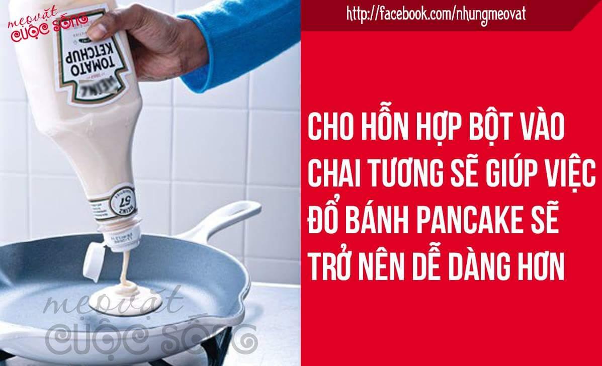 Làm pancake sẽ đơn giản và nhanh hơn bao giờ hết!