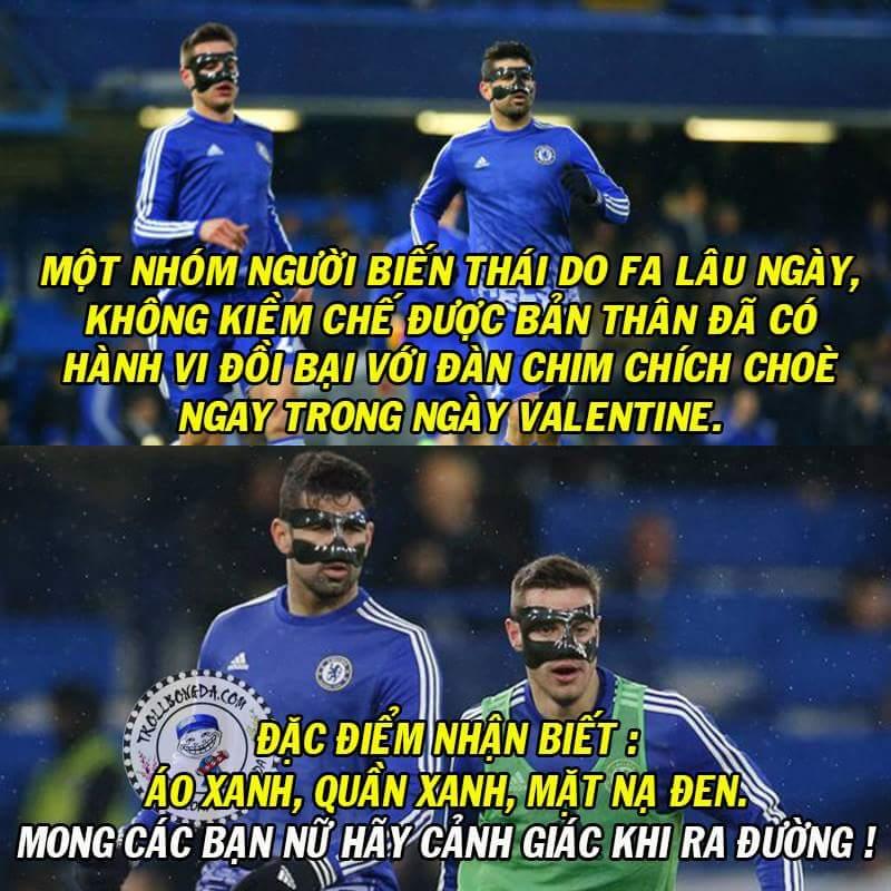 FT : Chelsea 5-1 Newcastle. 11 trận bất bại liên tiếp của Chelsea. !! Happy Valentines day !!...