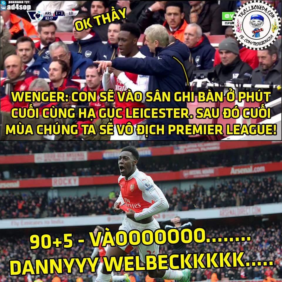 Welbeck là vũ khí bí mật của Arsenal năm nay.