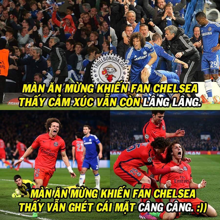 Đêm nay PSG - Chelsea. 3 năm liên tiếp gặp nhau không chán.