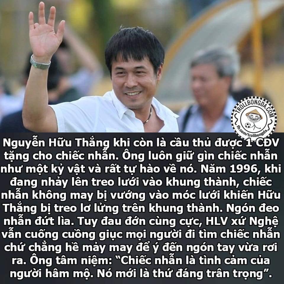 Câu chuyện nhói lòng về HLV trưởng đội tuyển Việt Nam.