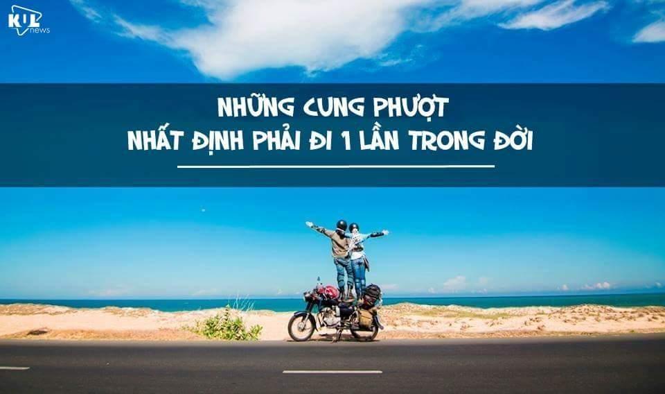 Từ Hà Nội, Sài Gòn, ta có thể đi đâu nếu muốn phượt?  Hãy share để giữ lại và bắt đầu ngay...