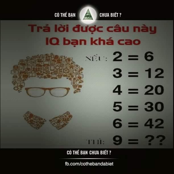 90% người giải sai bài toán đơn giản này.   Đáp án của bạn bằng bao nhiều?...