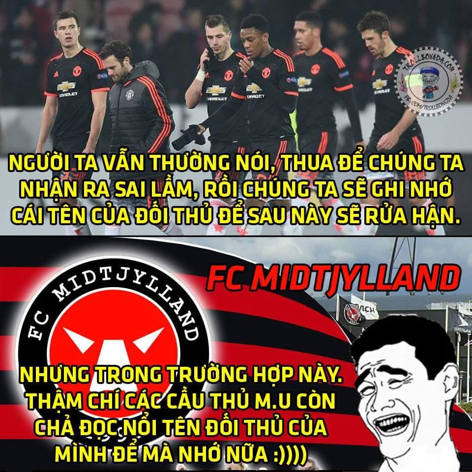 Vậy là đội bóng ít tên tuổi đã giành chiến thắng trước đội bóng làng nhàng....