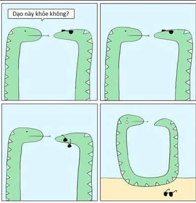 Đôi khi tôi cũng hay làm như thế này với con rắn của mình. :v