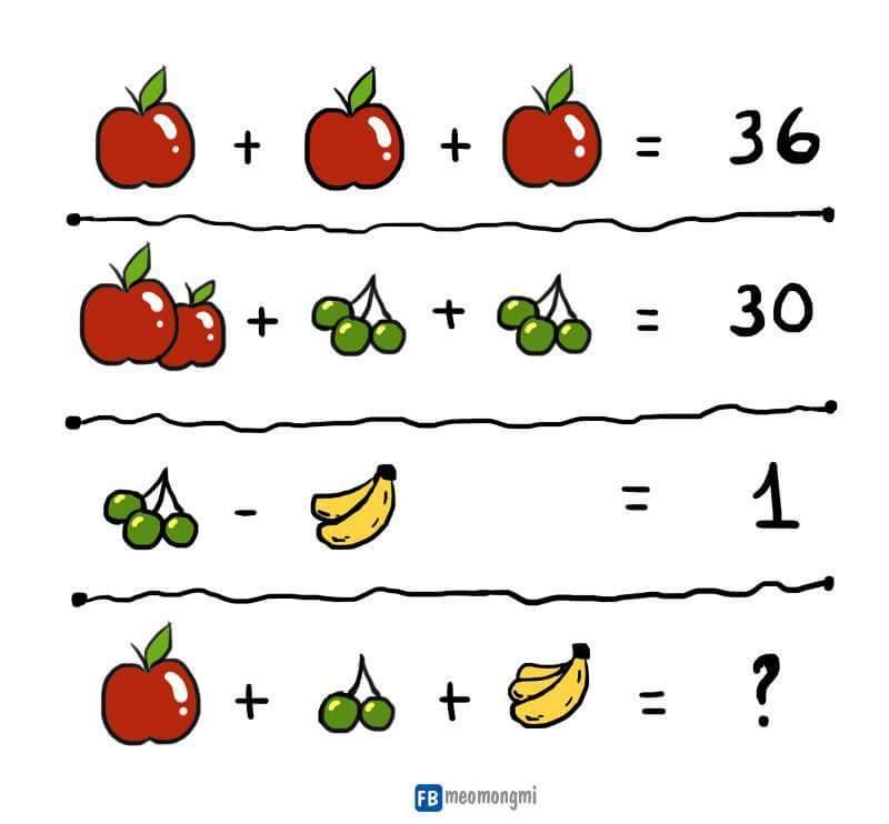 Ai trả lời nhanh nhất nào? :3