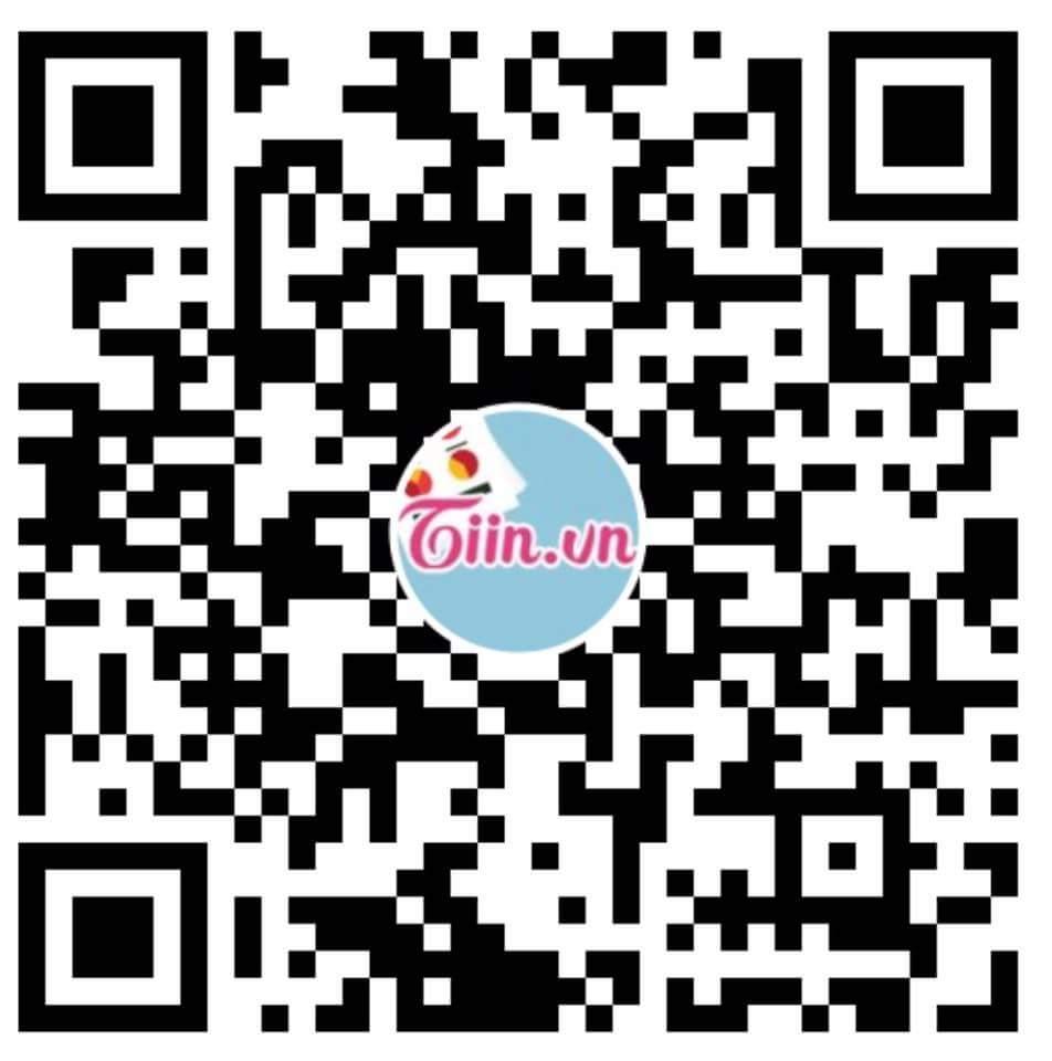 Cùng theo dõi Tiin.vn trên Zalo các bạn nhé ^^  Quét QR để tìm tớ