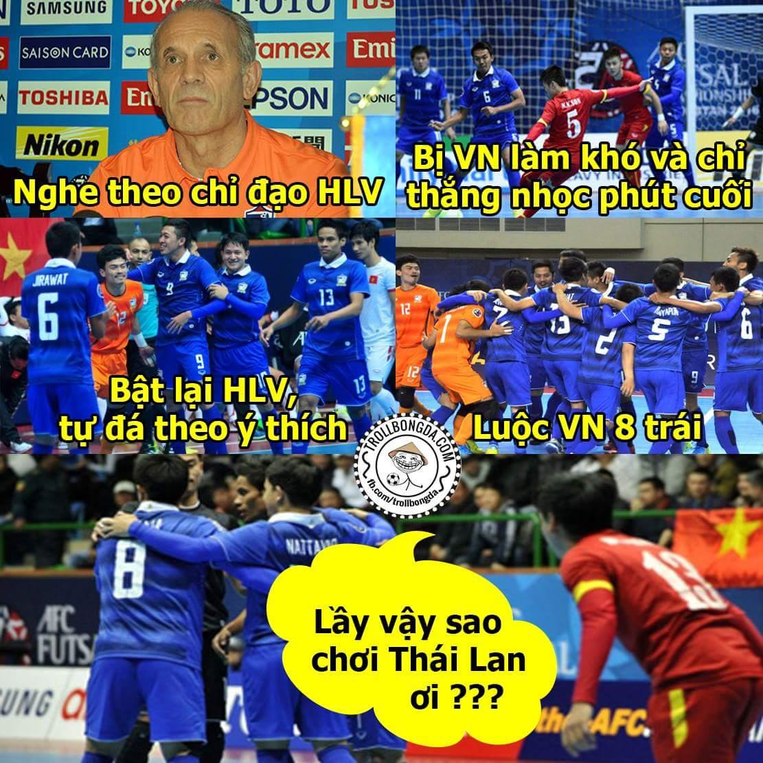 HLV Thái Lan chia sẻ sau khi giải đấu kết thúc !!! :V Hóa ra trận tranh hạng 3 cầu thủ Thái tự...