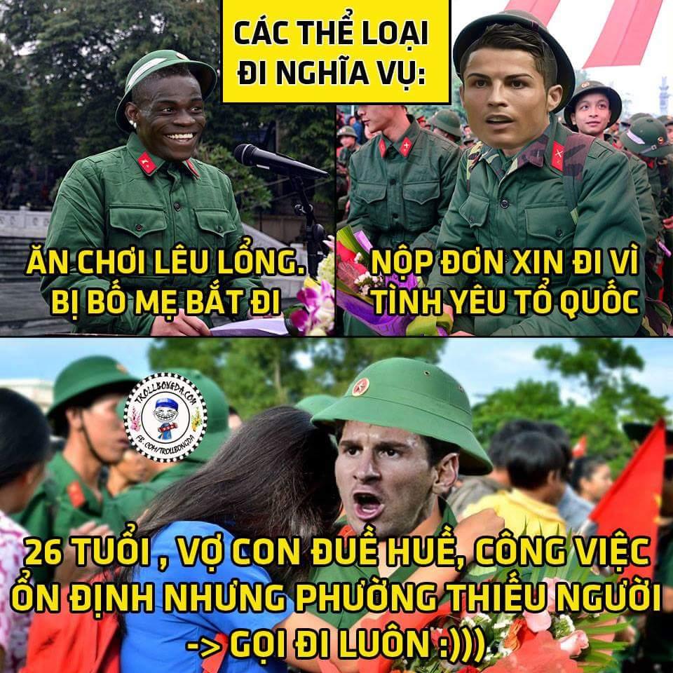 Dù sao đứng trong hàng ngũ quân đội Việt Nam cũng là một niềm tự hào rồi. Các anh em đi mạnh...