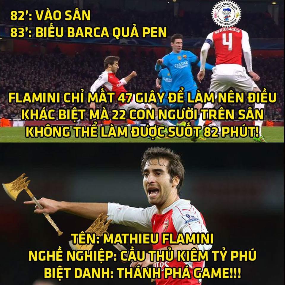 Anh là bước ngoặt của trận đấu :)))) man of the match.