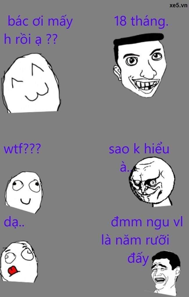 Khi những người trí tuệ nói chuyện với nhau. :v