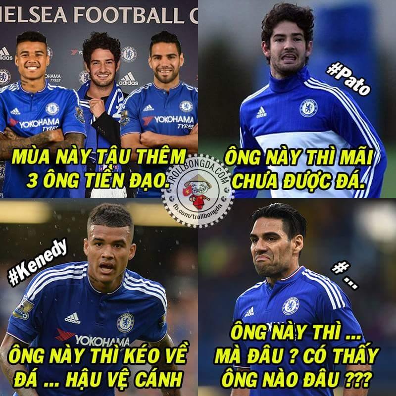 Nói chung là khổ ông Costa, đá mãi không cho nghỉ. =))) :v