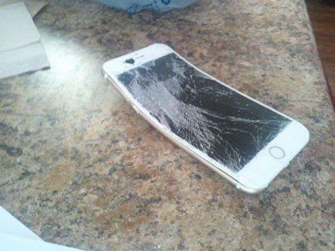 Định mệnh, Iphone giờ đểu lắm các bạn đừng có mua nhé. Hôm tôi mới mua con 6S về bật chế độ...