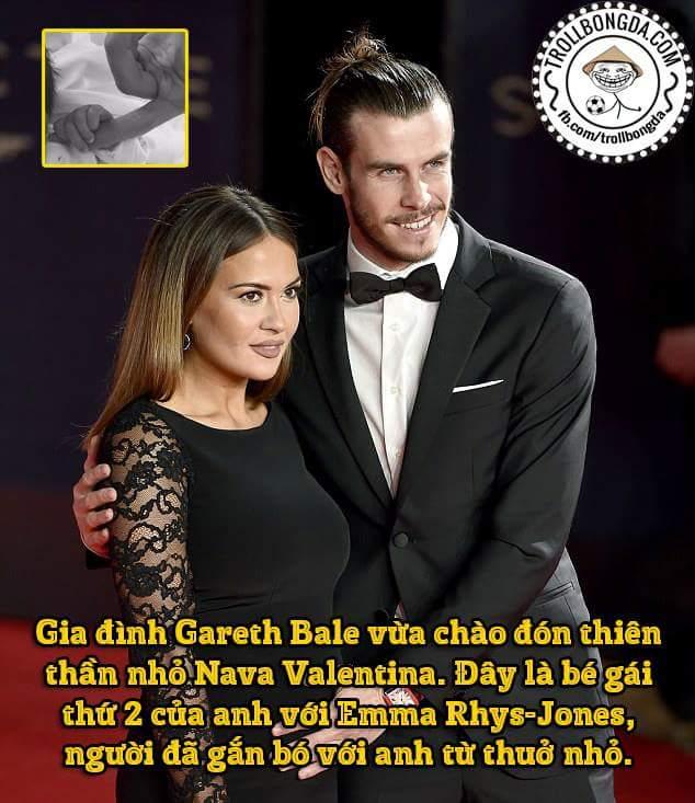 Chúc mừng Bale, lại thêm một tấm gương về sự chung tình!