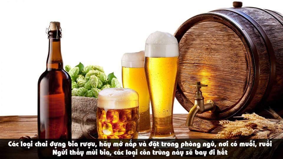 Bia có rất nhiều công dụng trong nấu ăn đó nha. Các mẹ hãy thử những cách bên dưới, sẽ thấy...