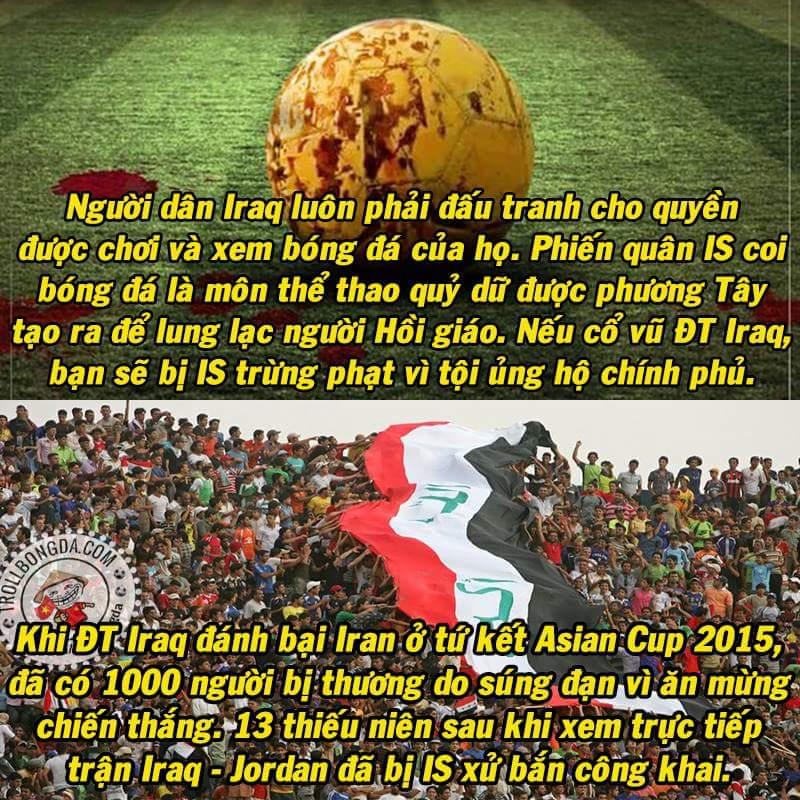 Được thoải mái xem bóng đá như chúng ta cũng là một niềm hạnh phúc lớn lao rồi.  #Vietnam...