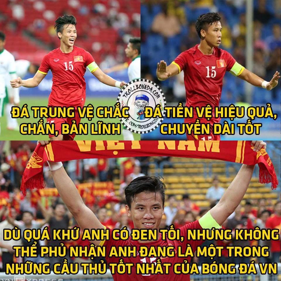 Sự trở lại của Ngọc Hải là một cú hích lớn cho đội tuyển, ko biết nên gọi anh là Ramos hay...