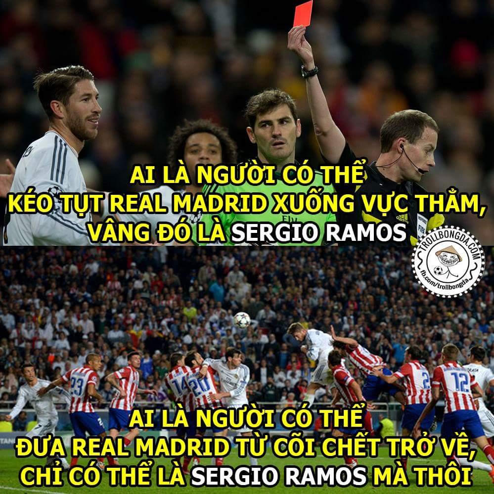 Chúc mừng sinh nhật anh Sergio Ramos !!!