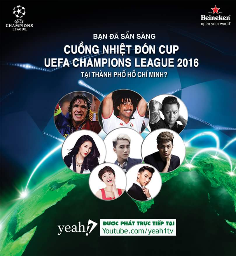 TIN NÓNG: 2 đại danh thủ một thời của làng túc cầu thế giới Ruud Gullit và Carles Puyol sẽ đến...