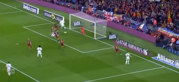 GOALLLLLLLL.....................Benzema lập công gỡ hòa cho Real. quá đẹp, quá mẫu...