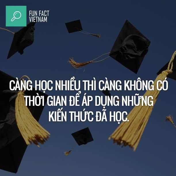Học từ ngày hôm qua, sống ngày hôm nay, hi vọng cho ngày mai. Điều quan trọng nhất là không...