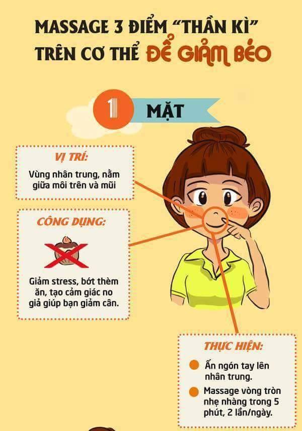 Cách massage giảm béo chỉ trong 3 bước đơn