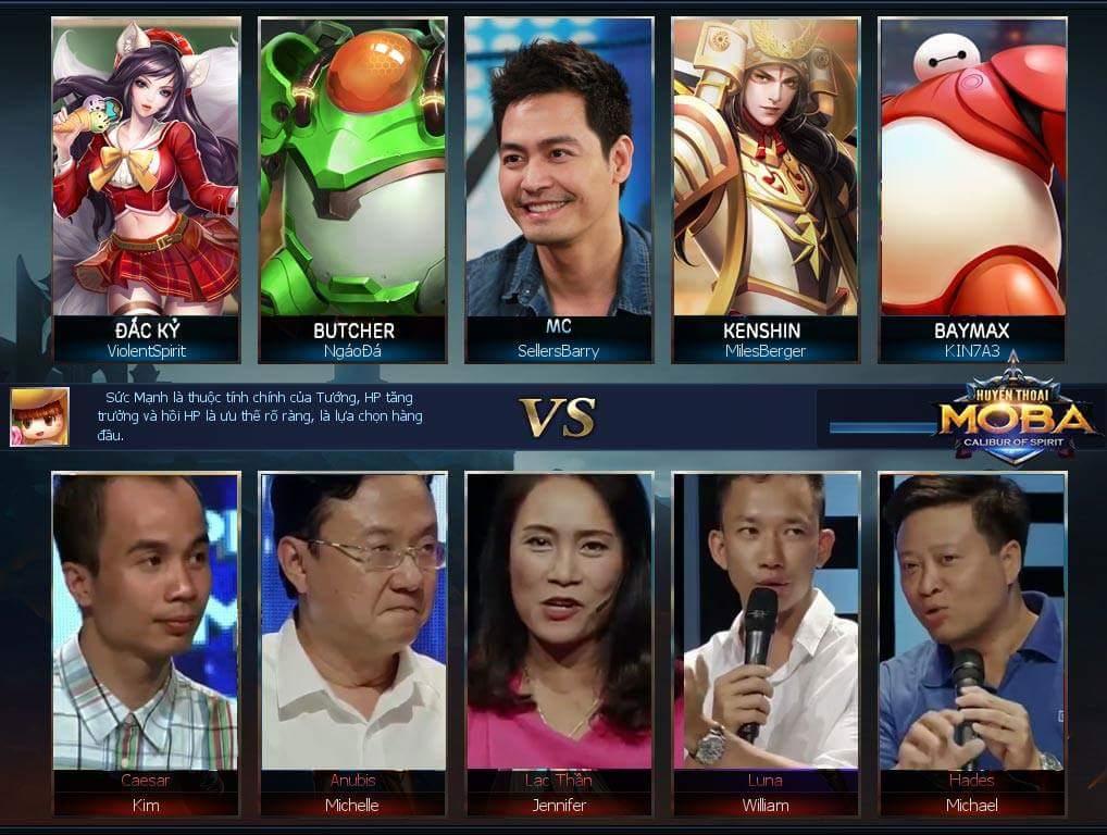 Share nếu bạn pick team Phan Anh   //// p/s: ảnh của game Huyền Thoại MOBA - www.MOBA.vn ...