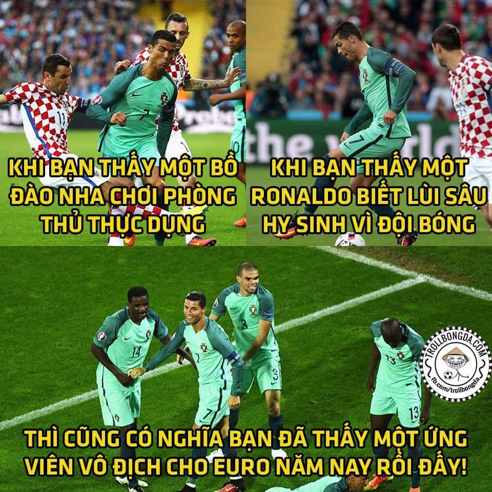 FT: Bồ 1-0 Croatia, với nhánh đấu dễ thở này thì Bồ có cơ hội rất cao tiến vào chung kết, biết...