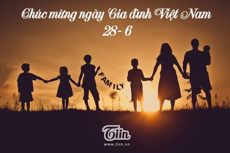 Nơi nào có Gia đình, nơi đó là Nhà <3  Chúc mừng ngày Gia đình Việt