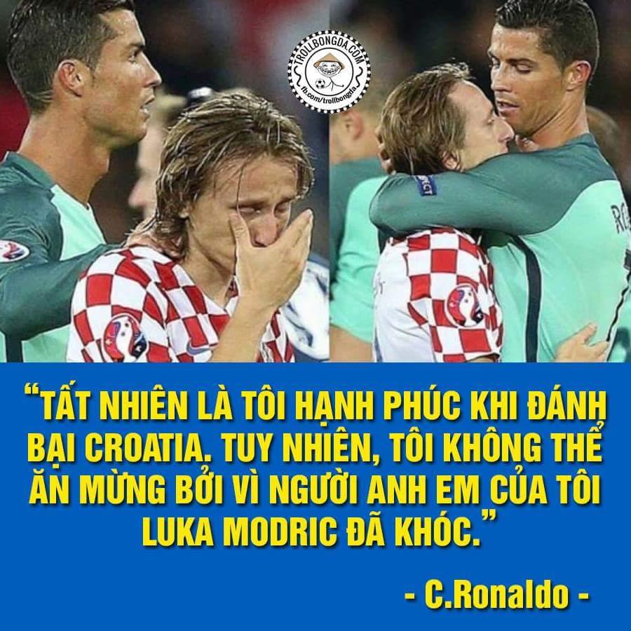 Ronaldo lý giải lý do tại sao không ăn mừng sau khi thắng