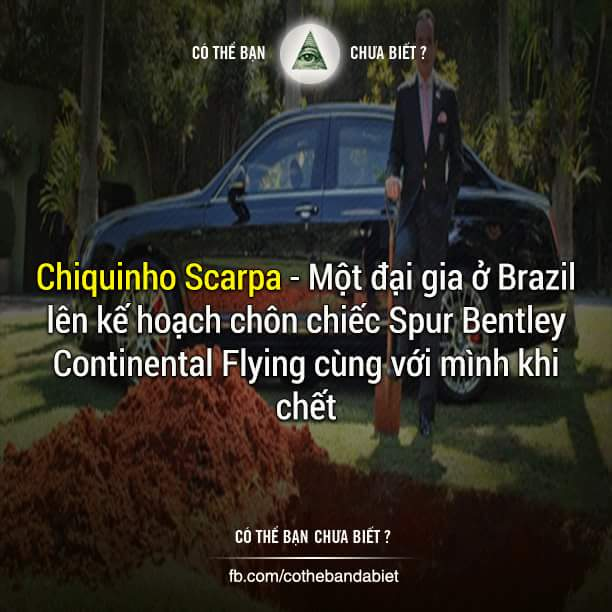 Ở VN thì xong phim :v --------- Giải thích cho hành động này, ông Chiquinho Scarpa 62 tuổi cho...