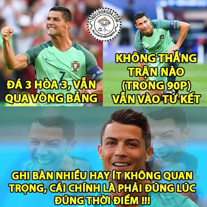 Thành tích đáng nể của Bồ Đào Nha =)) Respect !!!