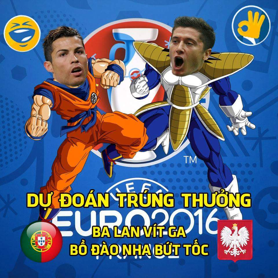 Trận đại chiến đầu tiên của vòng tứ kết sẽ diễn ra vào 2h đêm nay. Lewandowski và Ronaldo,...
