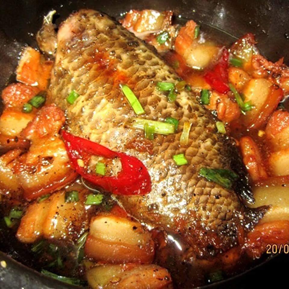 TỔNG HỢP CÁC MÓN NGON TỪ CÁ  Album sưu tầm tổng hợp những cách nấu cá ngon cho bữa cơm gia đình...