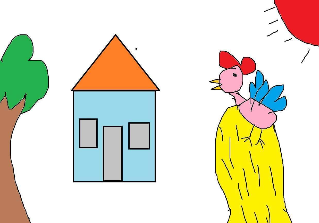 Bức tranh huyền thoại. :3