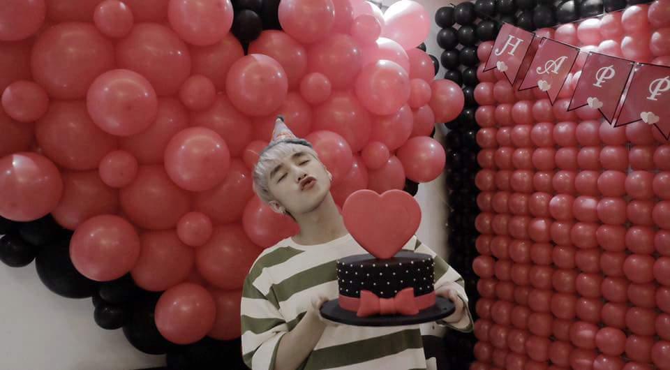 Chúc mừng sinh nhật Sơn Tùng M-TP <3  Ảnh: Fanpage