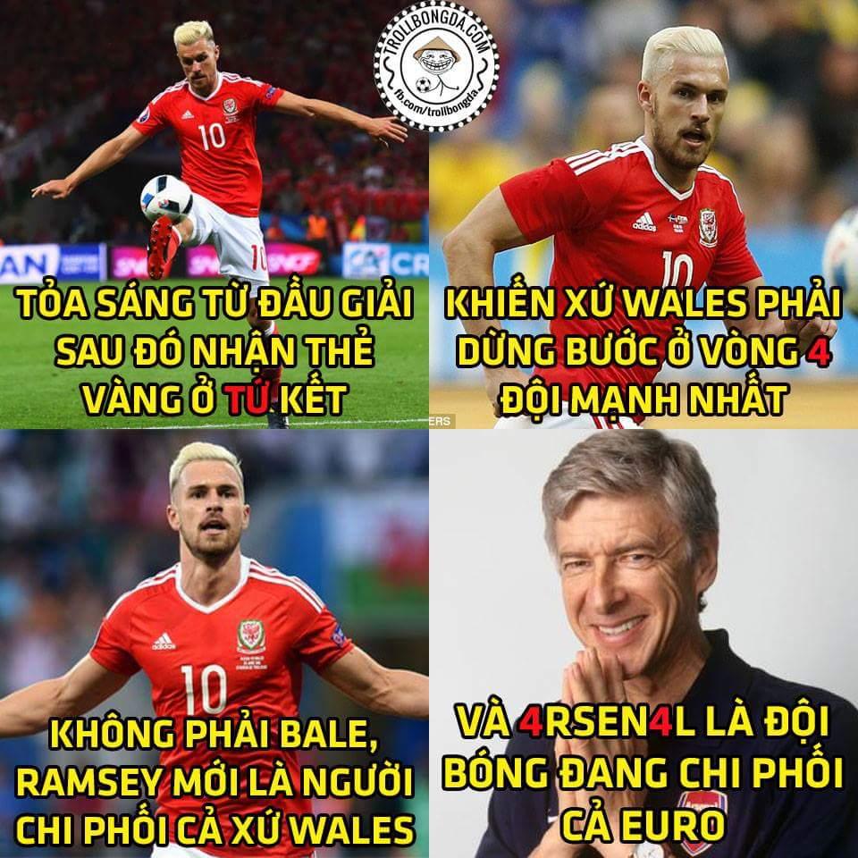 Chú Tư cùng Arsenal chi phối cả Euro này rồi :)))))